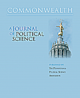 PPSA Journal Commonwealth